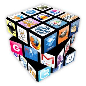 Content Curation Rubik Cube